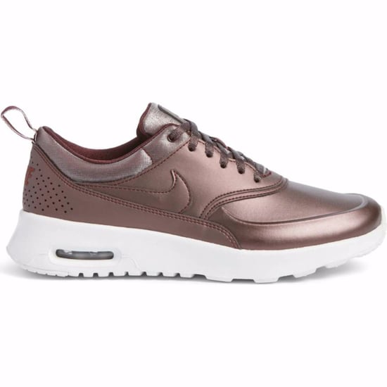 Nike Air Max Thea Sneaker in Mahogany