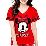 Mickey or Minnie Short-Sleeved Sleep Tee