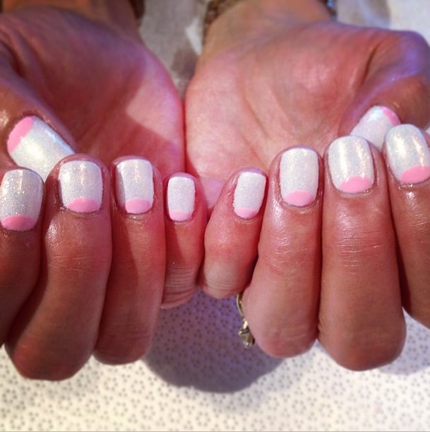 Shimmery Pink