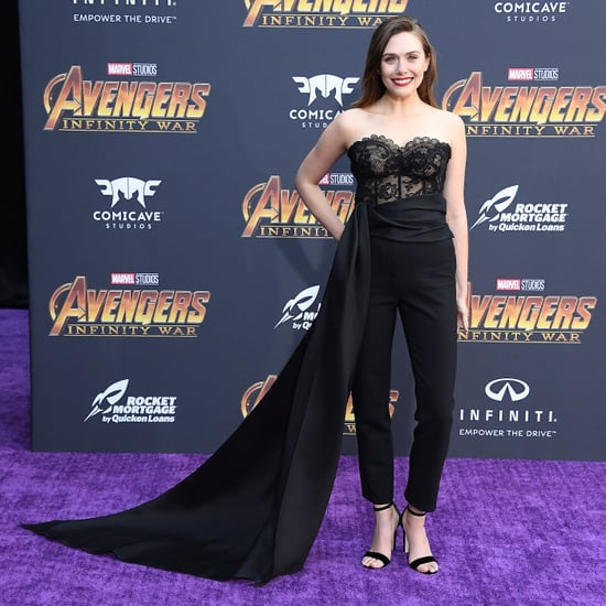 Avengers Infinity War Premiere Fashion