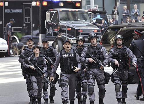 First Look: Flashpoint on CBS