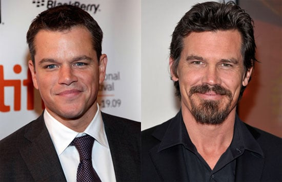 Matt Damon and Josh Brolin are in Talks to Star in the Coen Brothers Remake of True Grit