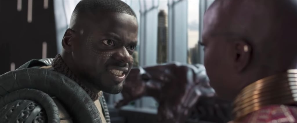 Black Panther Deleted Scene With Okoye and W'Kabi Video