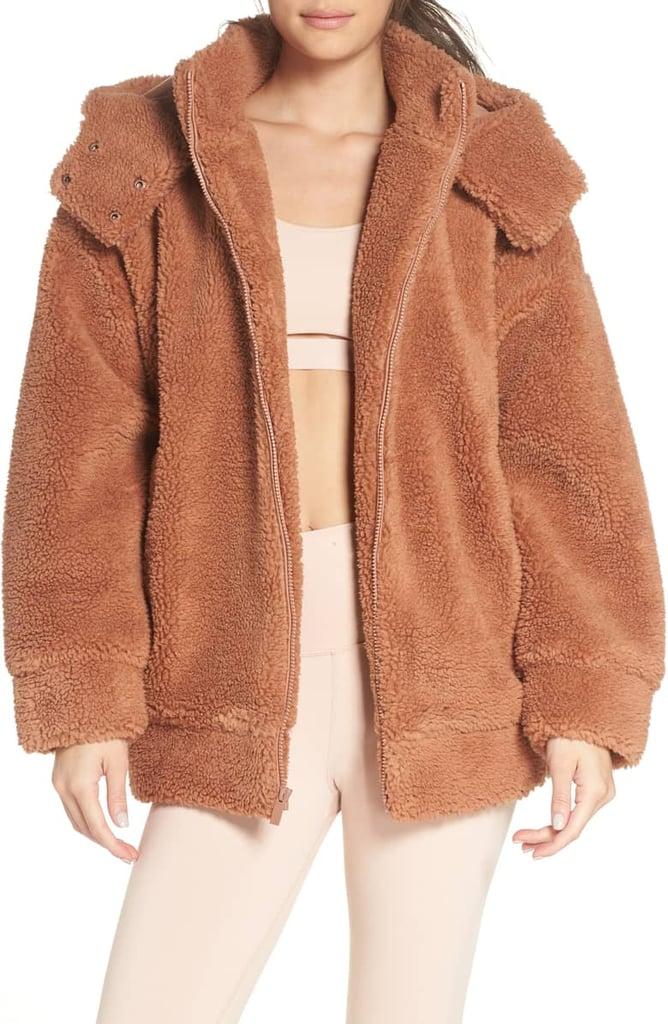 Alo Norte Fleece Coat