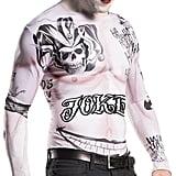 Suicide Squad Joker Tattoo Shirt ($36)