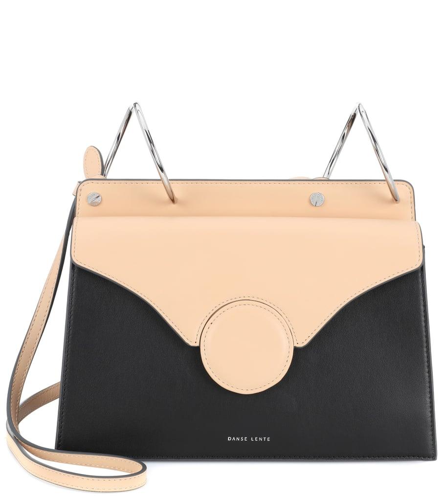 Danse Lente Phoebe Leather Shoulder Bag