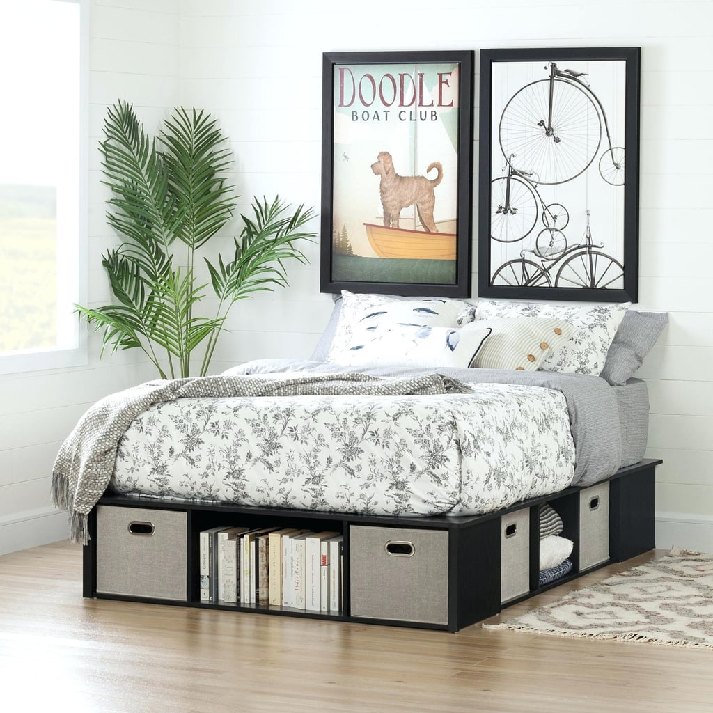 Best bedroom furniture for small spaces popsugar home - Small space bedroom furniture ...