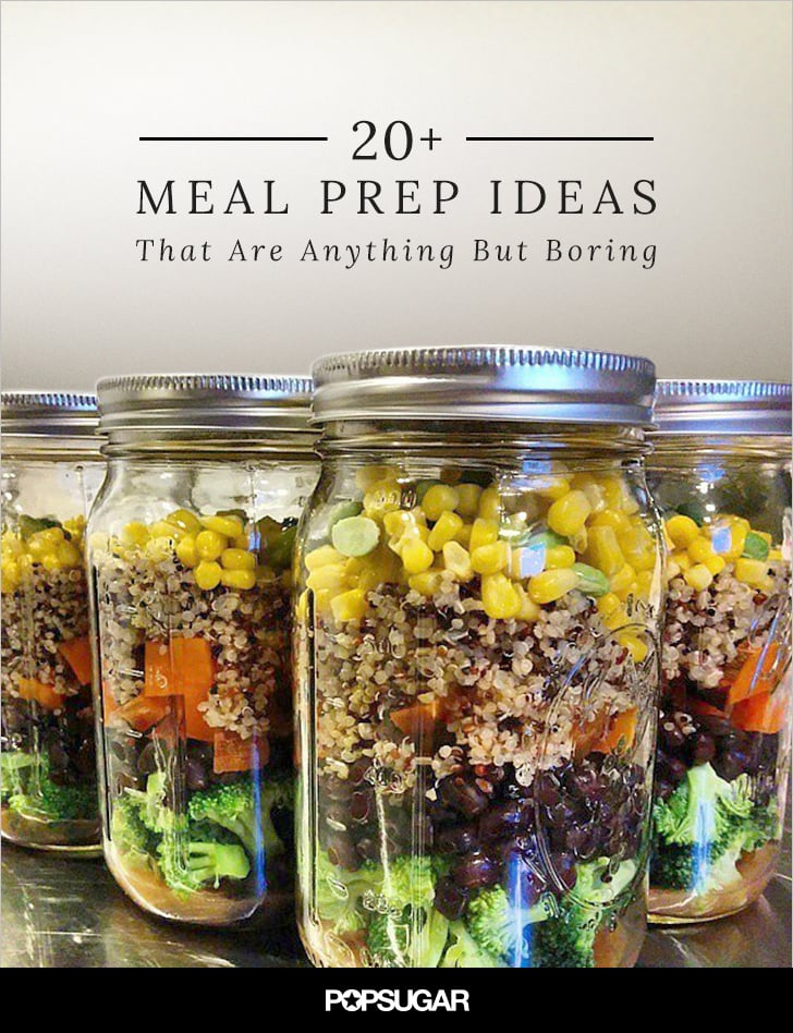 Best Meal-Prep Inspiration