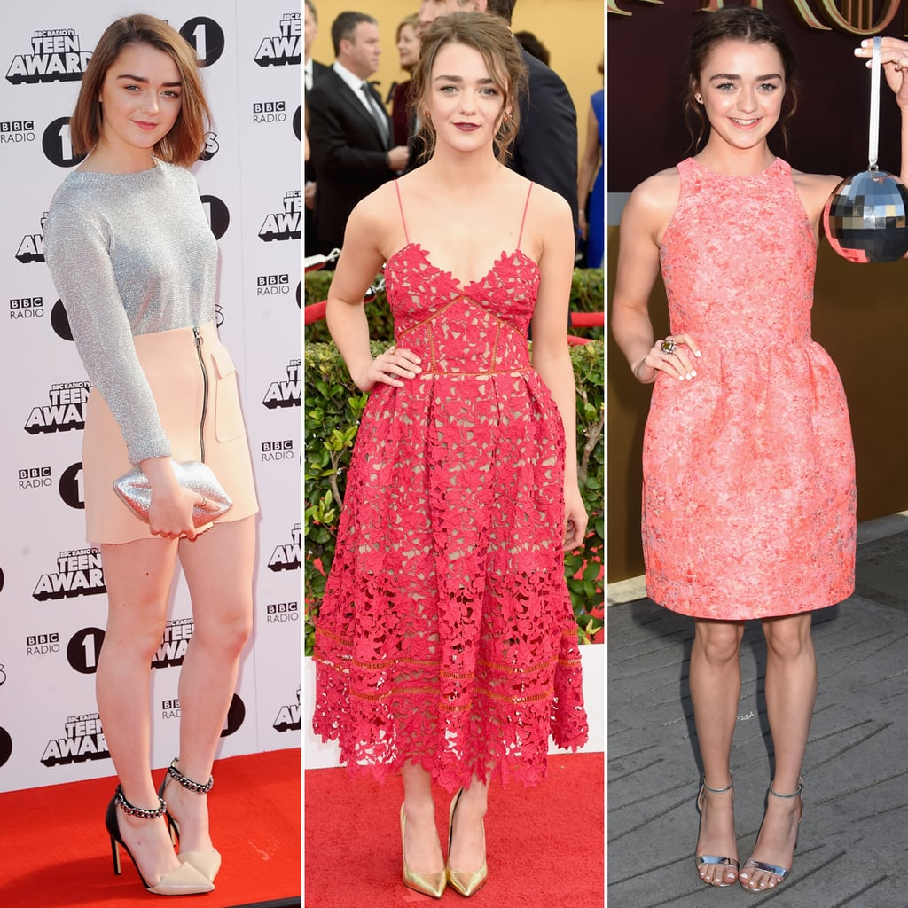Maisie Williams From Game of Thrones' Best Outfits | Photos