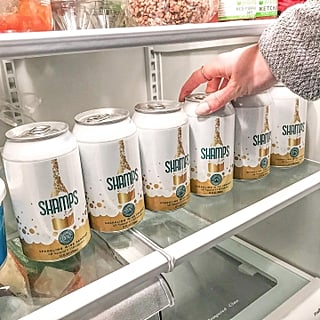 Shamps Canned Sparkling Wine