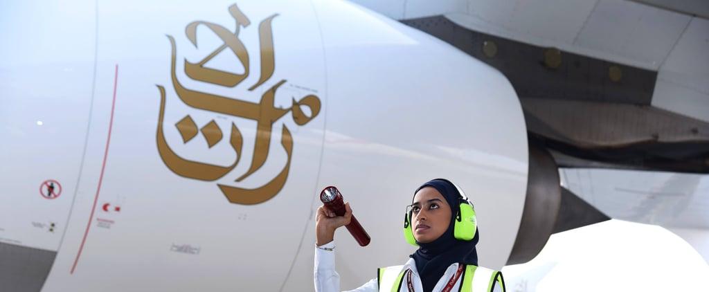 طيران الإمارات تحتفي بموظفاتها في اليوم العالمي للمرأة 2018