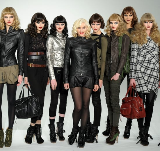 Gwen Stefani Interview at New York Fashion Week Fall 2010