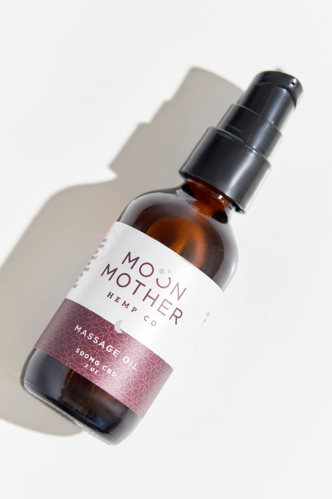 Moon Mother Hemp Company CBD Massage Oil