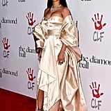 Rihanna at the 2015 Diamond Ball