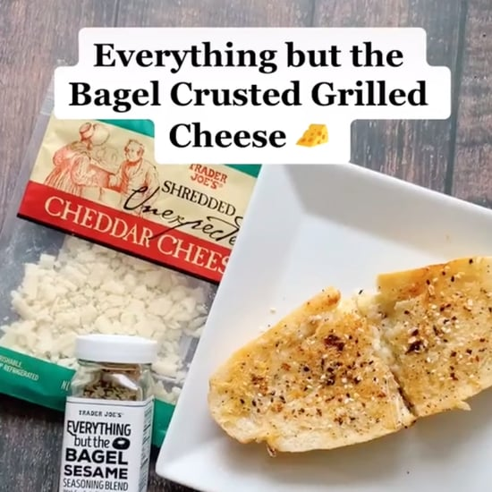 Everything but the Bagel Grilled Cheese | TikTok Video