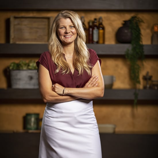 Tracy Collins MasterChef 2020 Elimination Interview