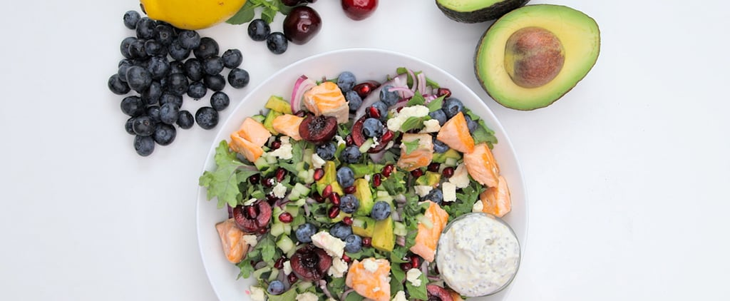 This Antioxidant-Packed Salad Can Help Slim Your Waistline