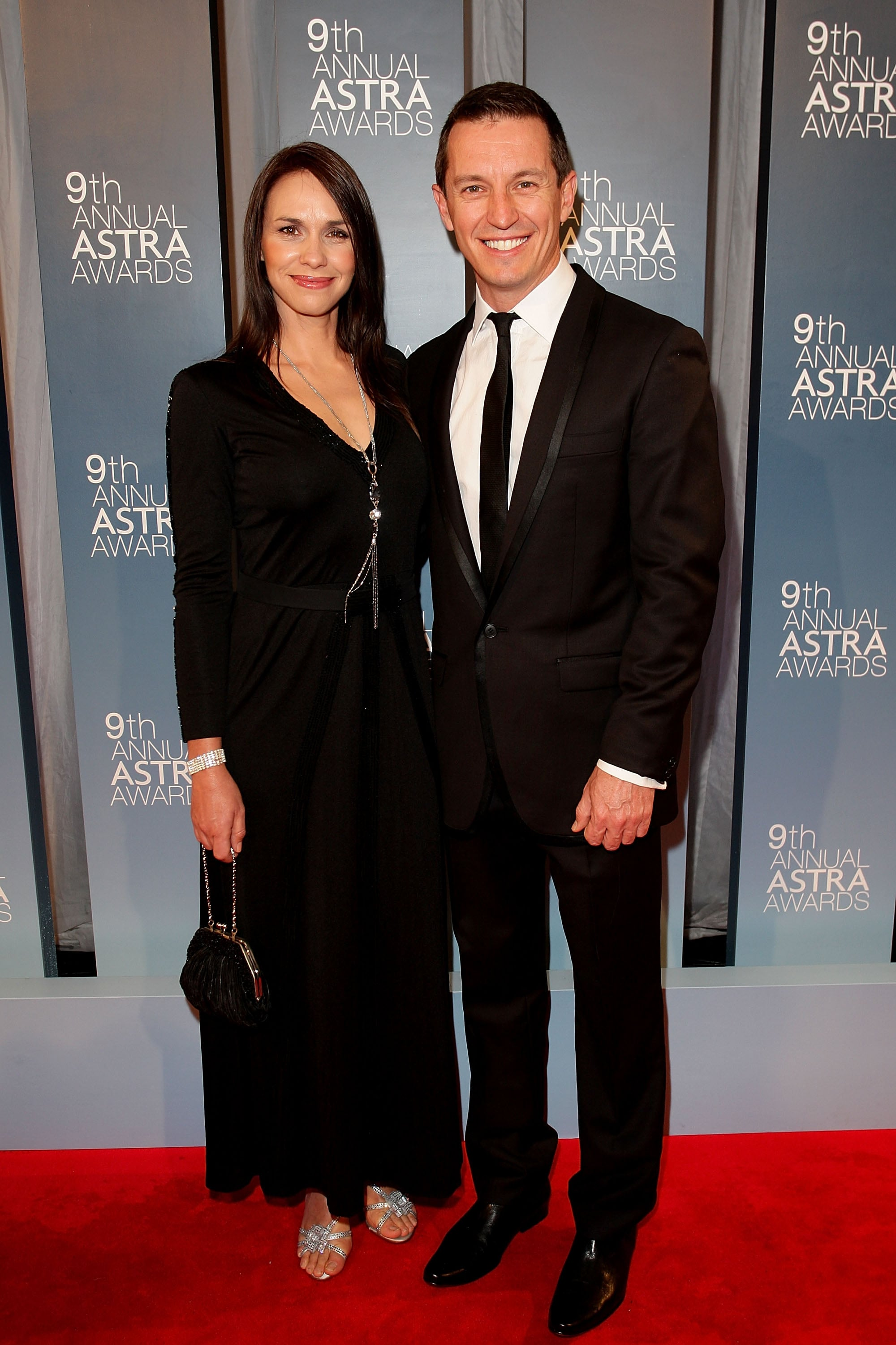 Tasma Walton and Rove McManus
