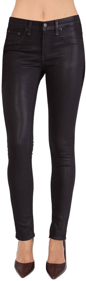 Rag & Bone Coated Legging Jean ($254)