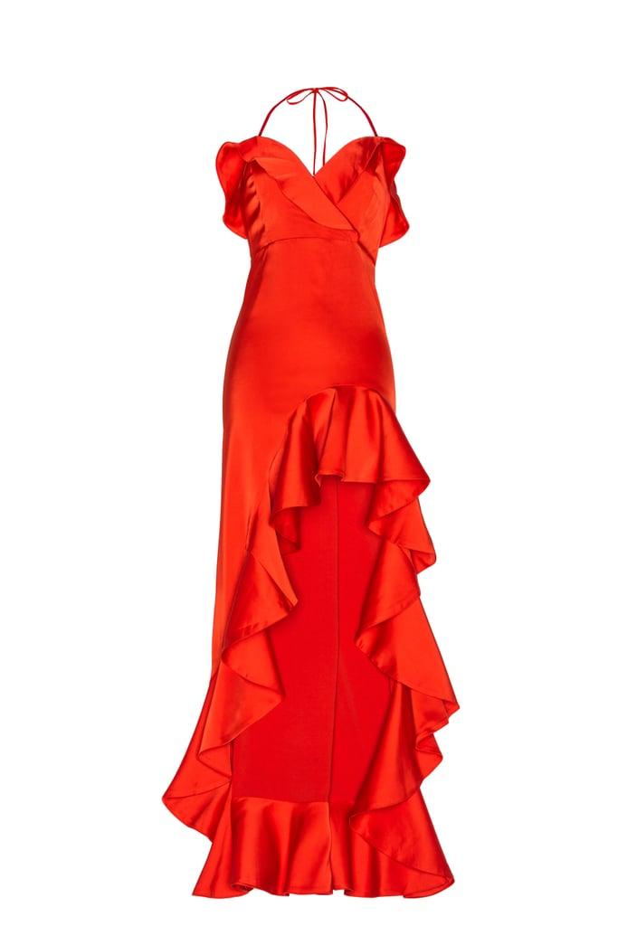 Chrissy Teigen x Revolve Satay Gown