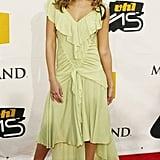 Jessica Alba Pictured in 2004