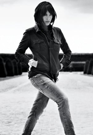 G-Star Expands, Nabs Liv Tyler for Spring '10 Campaign