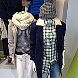 Old Navy has us officially looking forward to when the snow starts to fall.
