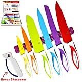 Ledish Colorful Kitchen Knife Set