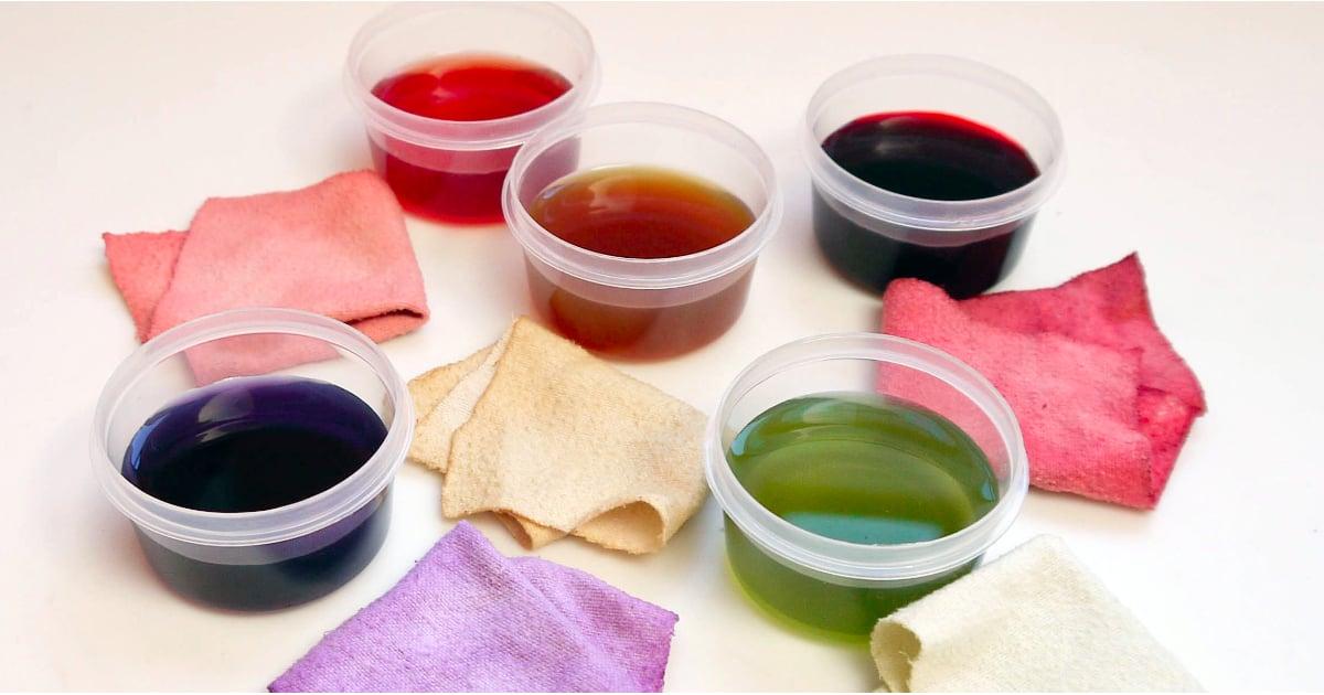 Homemade Natural Dyes   POPSUGAR Smart Living