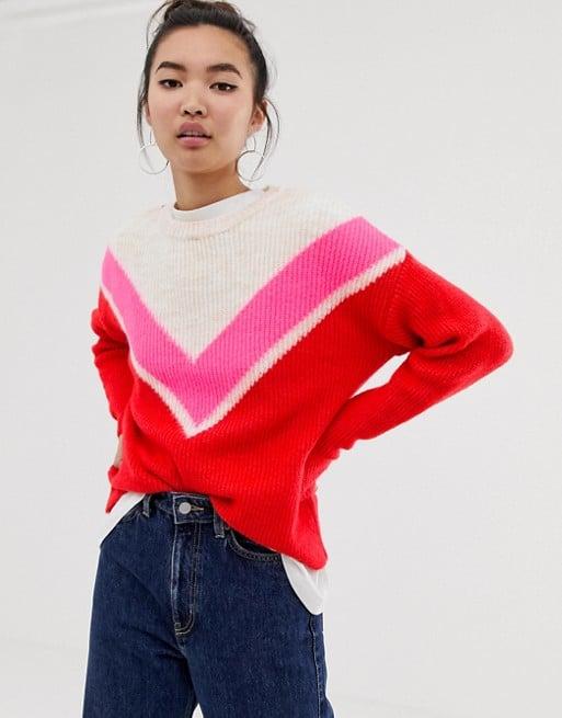 New Look Chevron Sweater