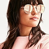 Urban Outfitters Round Metal Sunglasses
