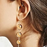 Forever 21 Ball Drop Earrings