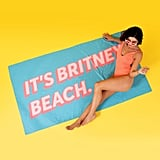 It's Britney, Beach Towel