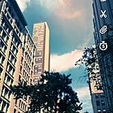 This filter gives your skies some warm hues.