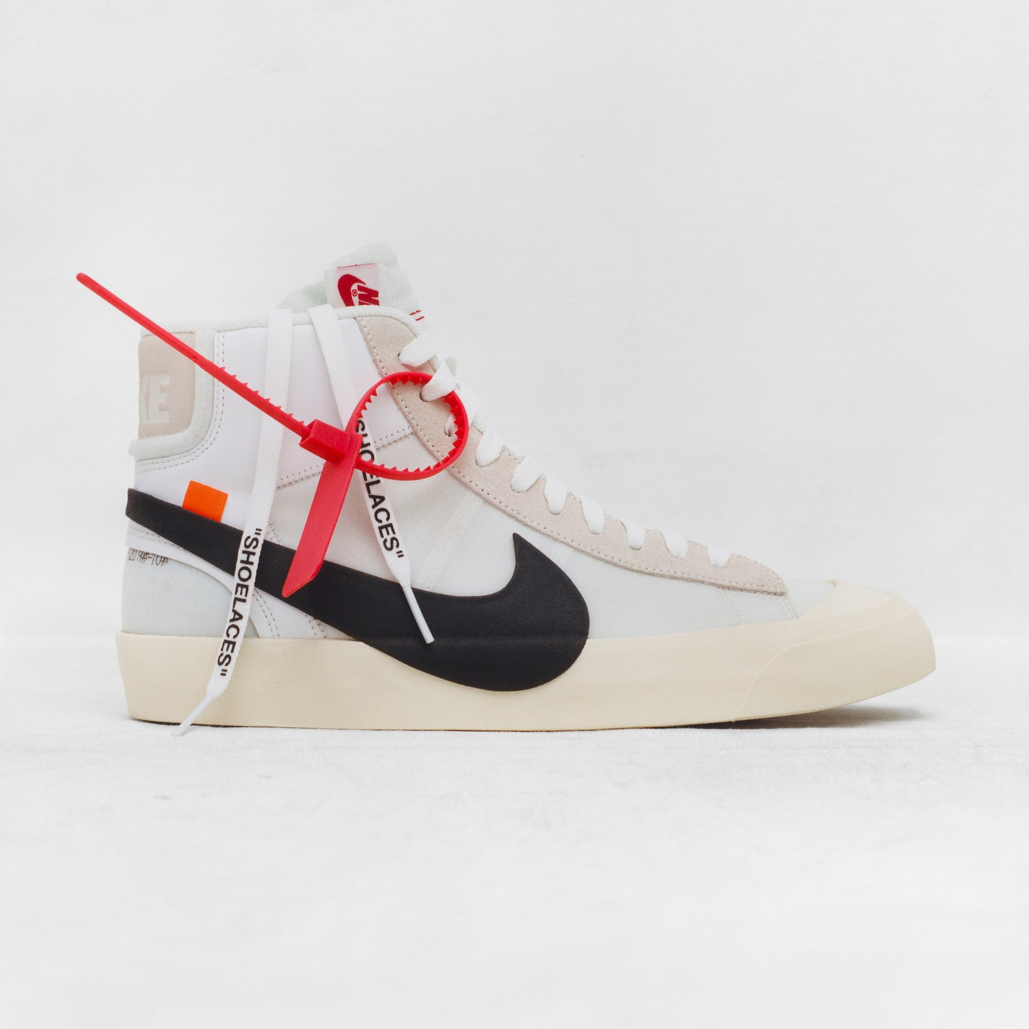 Could Virgil Abloh's Off White x Nike Collaboration Be