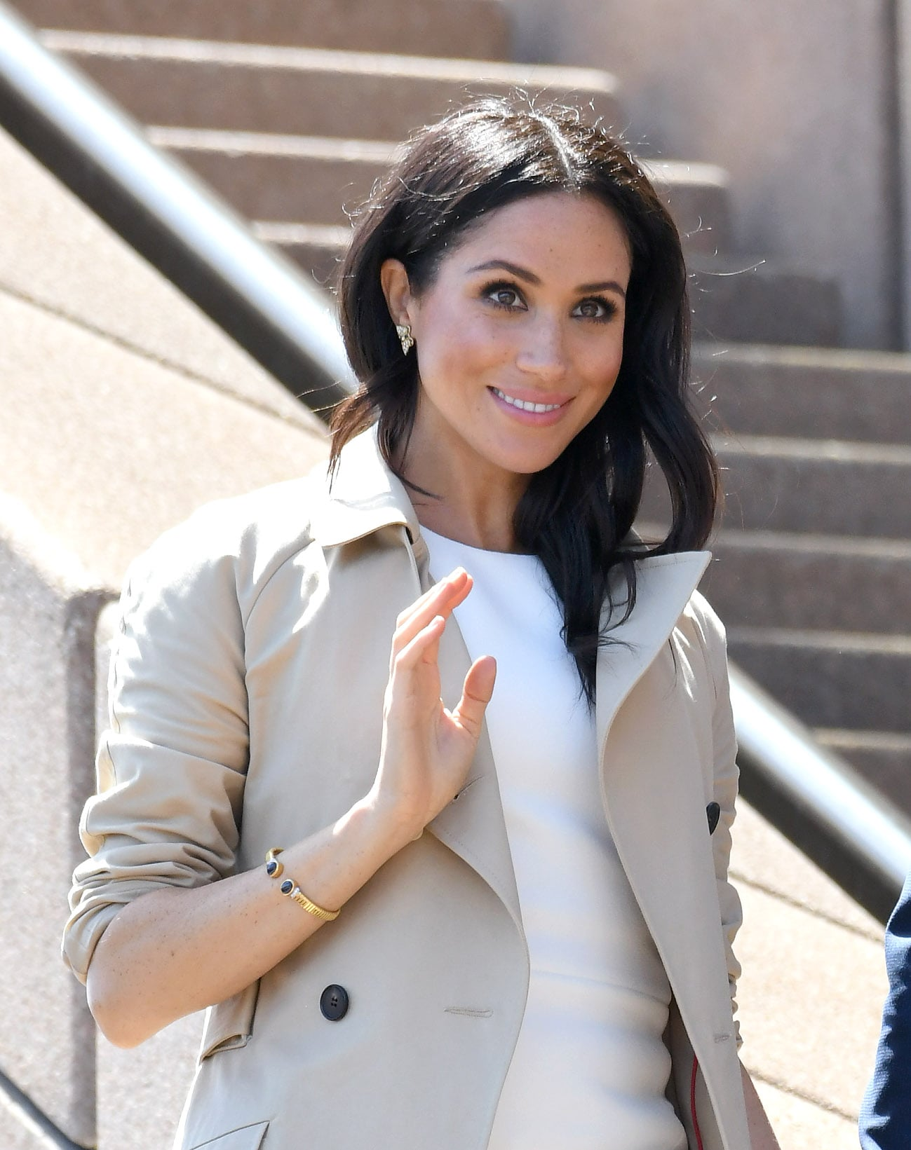 Эксперты назвали общую стоимость украшений Меган Маркл, доставшихся ей от принцессы Дианы