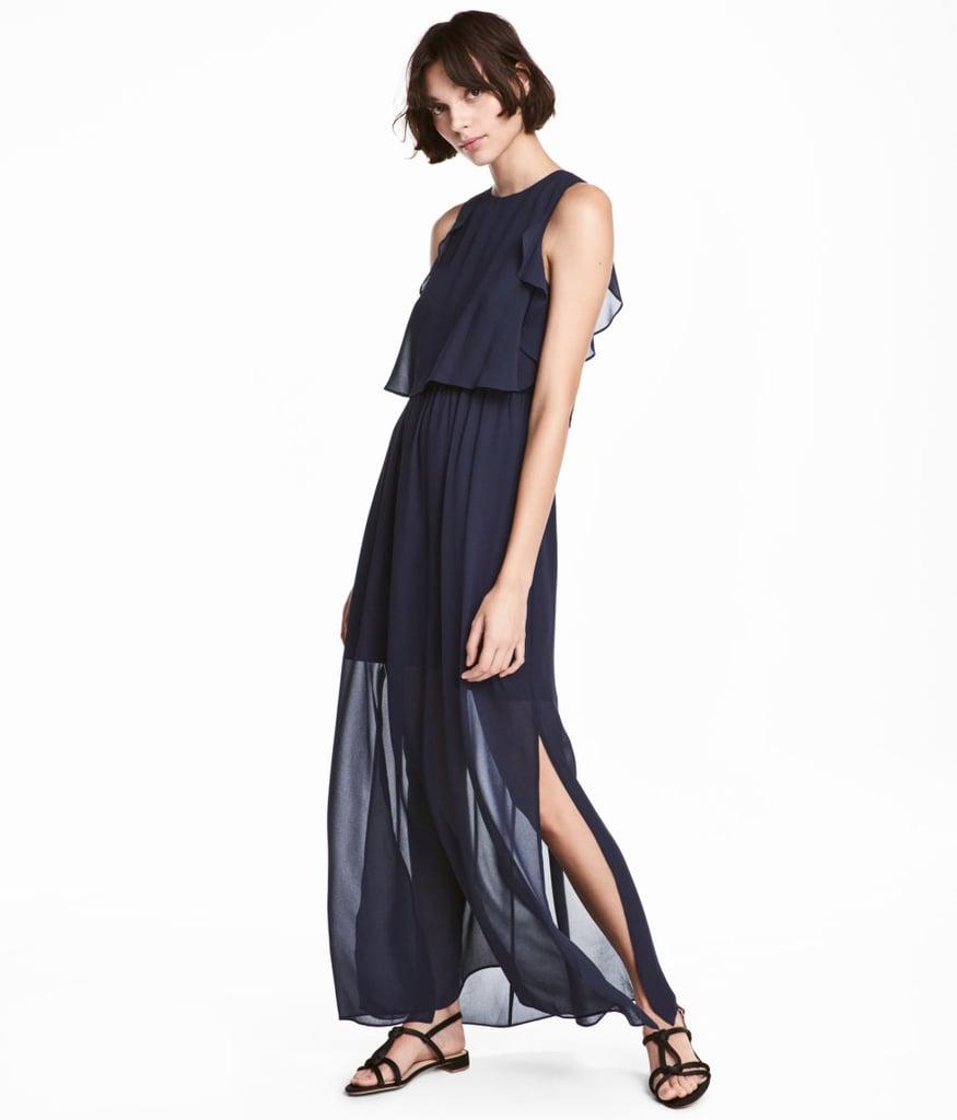 H&M Crepe Dress