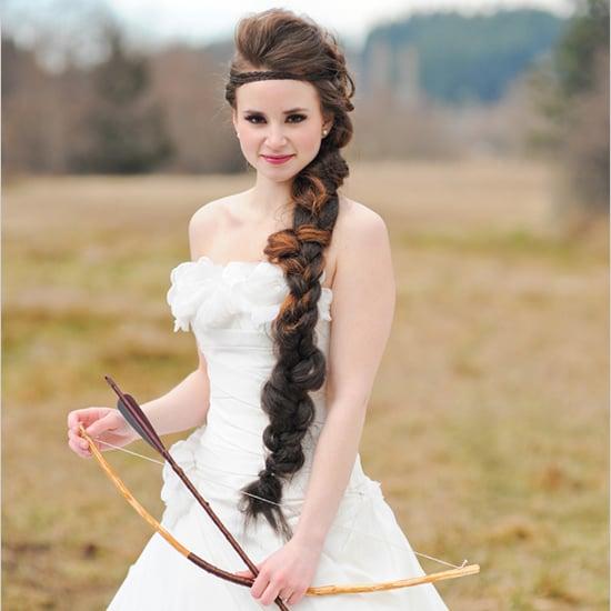 Hunger Games Wedding Ideas Popsugar Love Sex
