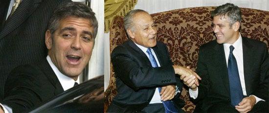 We Get Older, Clooney Stays the Same Age