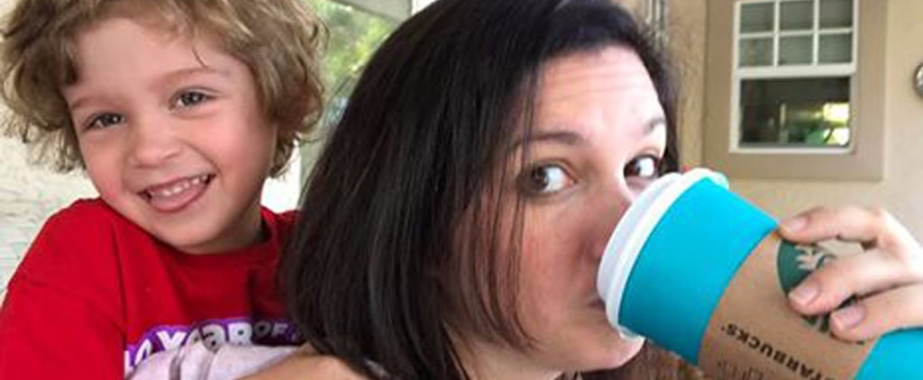 Toddler Embarrasses Mom in Starbucks So Badly That a Stranger Bought Her Coffee