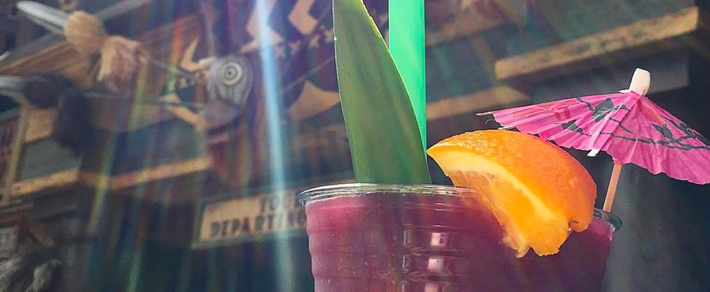 Consider This New Disneyland Drink the Mint Julep's Frozen Tropical Cousin