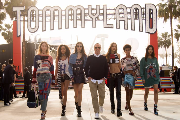 Gigi Hadid and Tommy Hilfiger Are Heading to Milan to Reveal Their Final Collection