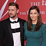 Justin Timberlake took home the Fashion Oracle award.