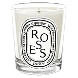 Diptyque Roses Candle, $73