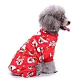 Bwogue's Rudolph Reindeer Pajamas