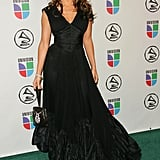 Jennifer Lopez at the 7th Annual Latin Grammys in 2006
