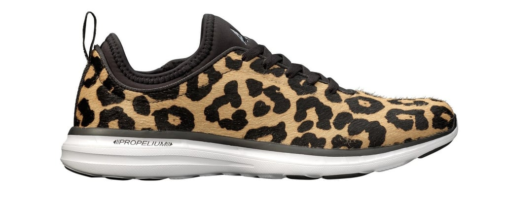 APL Just Dropped a Leopard-Print Running Shoe, So See Ya, Savings Account!