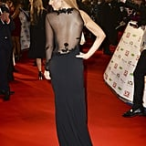 Catherine Tyldesley at the National Television Awards in January 2016