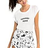 Wildfox Feminist Hero No9 Tee