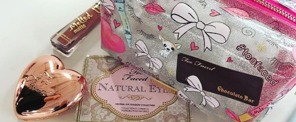 Accessories Addicts Will Swoon Over Too Faced's Newest Collaboration